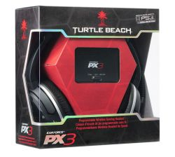 Headset Wireless Turtle Beach PX3 - PS3 / PS4 / Xbox 360 / PC