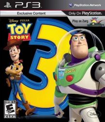Toy Story 3 - Seminovo - PS3