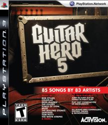 Guitar Hero 5 - Seminovo - PS3