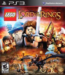 LEGO The Lord of the Rings (O Senhor dos Anéis) - Seminovo - PS3