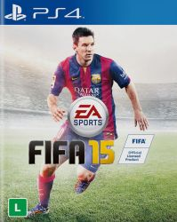 FIFA 15 - Seminovo - PS4