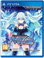 Hyperdevotion Noire: Goddess Black Heart - PSVITA