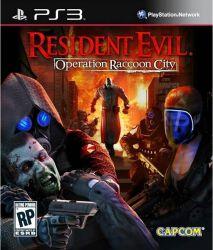 Resident Evil: Operation Raccoon City - Seminovo - PS3