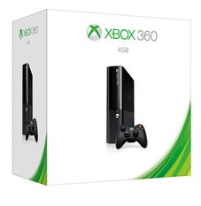 Console Xbox 360 4Gb Super Slim