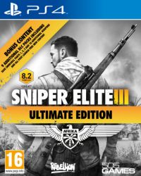 Sniper Elite III: Ultimate Edition - PS4