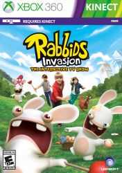 Kinect Rabbids Invasion: The Interactive TV Show - Xbox 360