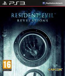 Resident Evil: Revelations - Seminovo - PS3