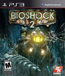 Bioshock 2 - Seminovo - PS3