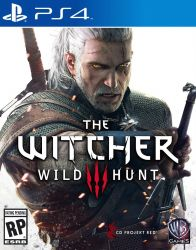 The Witcher 3: Wild Hunt - PS4 (IMP)