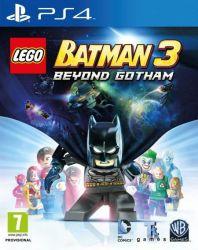 LEGO Batman 3: Beyond Gothan - Seminovo - PS4