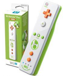 Controle Remote Plus Yoshi - Wii U