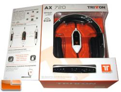 Headset Tritton AX 720 - PS3 / PS4 / Xbox 360 / PC