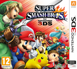 Super Smash Bros. - Seminovo - Nintendo 3DS