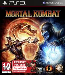 Mortal Kombat 9 - Seminovo - PS3