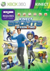 Kinect Sports 2 Temporada - Seminovo - Xbox 360