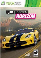 Forza Horizon - Seminovo - Xbox 360