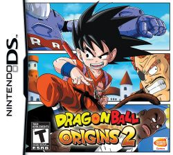 Dragon Ball: Origins 2 - Seminovo - Nintendo DS