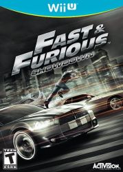Fast & Furious: Showdown - Seminovo - Wii U