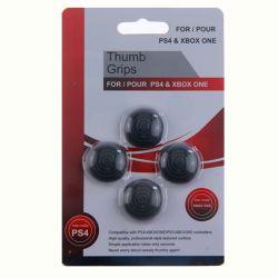 Thumb Grips: Capa de silicone para analógico - Kit c/ 2 pares.