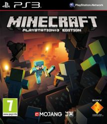 Minecraft - Seminovo - PS3