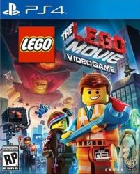 The LEGO Movie: Videogame - Seminovo - PS4