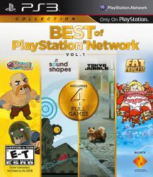 Best of PlayStation Network: Volume 1 - PS3
