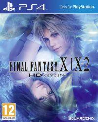 Final Fantasy X/X-2 HD Remaster - PS4