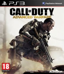 Call of Duty Advanced Warfare - Seminovo - PS3