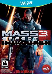Mass Effect 3 - Seminovo - Wii U
