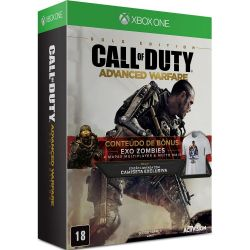 Call of Duty: Advanced Warfare - Golden Edition - Xbox One