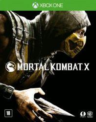 Mortal Kombat X - Seminovo - Xbox One