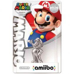 Amiibo: Mario Silver - Wii U / Nintendo 3DS