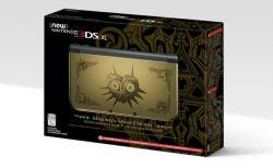 New Nintendo 3DS XL Console Edição The Legend of Zelda Majora
