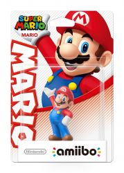 Amiibo: Super Mario - Wii U