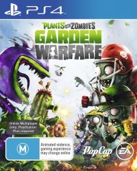 Plants vs. Zombies: Garden Warfare - Seminovo - PS4