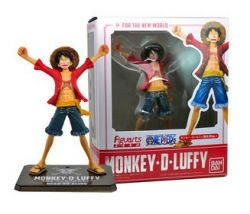 Boneco One Piece - Monkey D Luffy - For the New World - Bandai