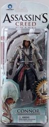Boneco - Assassins Creed - Connor - Ubisoft