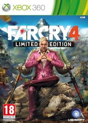 Far Cry 4 - Seminovo - Xbox 360